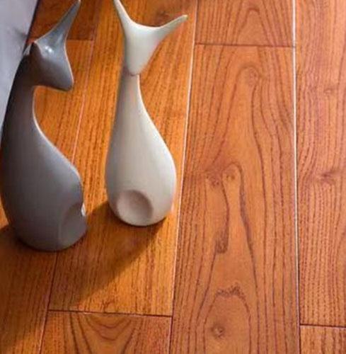 森趣实木地板金刚柚木751